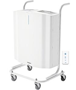 Обеззараживатель-очиститель воздуха бактерицидный рециркулятор Тион А100-М мобильный передвижной.