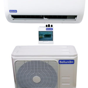 Холодильная сплит-система Belluna серии Эконом и Лайт.