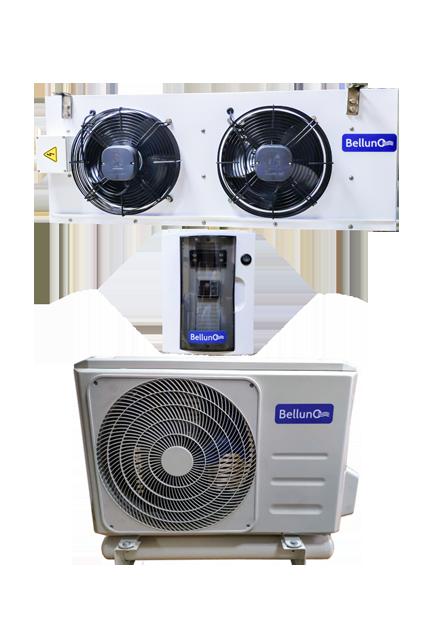 Холодильная сплит-система Belluna серии Инвертор.
