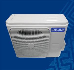 Наружный блок холодильной сплит-системы Belluna серии Эконом и Лайт.