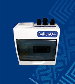 Распределительная коробка холодильной сплит-системы Belluna серии Эконом и Лайт.