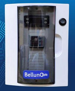 Распределительная коробка холодильной сплит-системы Belluna серии Инвертор.